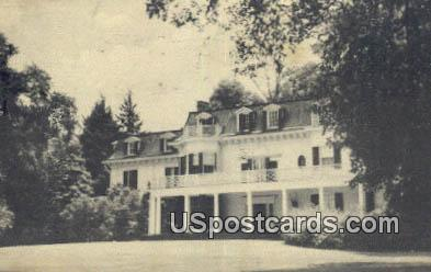 New Jersey College for Women - New Brunswick Postcard