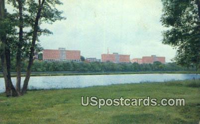 Rutgers, State University - New Brunswick, New Jersey NJ Postcard