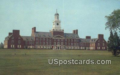 University Heights Campus - New Brunswick, New Jersey NJ Postcard