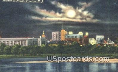Trenton, New Jersey Postcard      ;      Trenton, NJ
