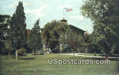 West Jersey Academy - Bridgeton, New Jersey NJ Postcard