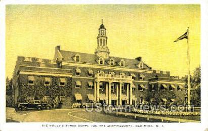 The Molly Pitcher Hotel - Red Bank, New Jersey NJ Postcard