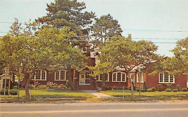 St. Mary's Episcopal Church Stone Harbor, New Jersey Postcard