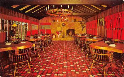 The Lantern Pub Jorgensen's Inn Stockholm, New Jersey Postcard