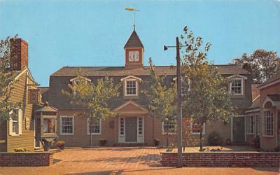 Lantern Light, Historic Towne of Smithville New Jersey Postcard