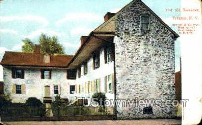 The Old Barracks - Trenton, New Jersey NJ Postcard