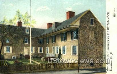Old Barracks - Trenton, New Jersey NJ Postcard