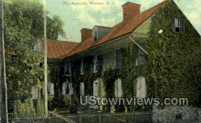 The Barracks - Trenton, New Jersey NJ Postcard