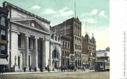 Howard Savings Bank - Newark, New Jersey NJ Postcard