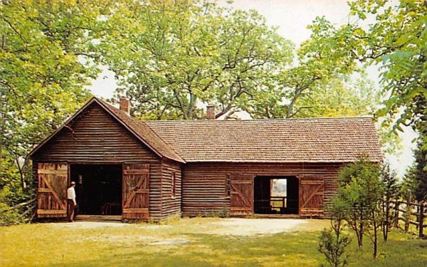 Wheelwright and Blacksmith Shops Trenton , New Jersey Postcard
