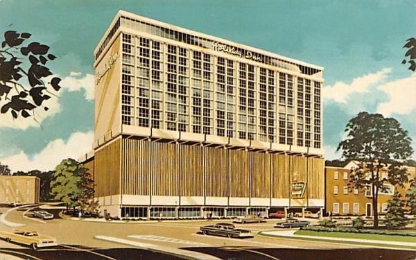 Holiday Inn Trenton, New Jersey Postcard