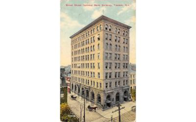 Broad Street National Bank Building Trenton, New Jersey Postcard