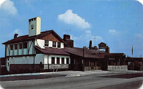 Pals Cabin West Orange, New Jersey Postcard