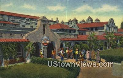 Alvarado Hotel - Albuquerque, New Mexico NM Postcard