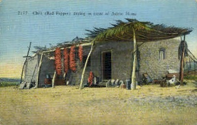Adobe Home - Misc, New Mexico NM Postcard