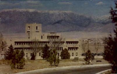 San Geronimo de Taos - New Mexico NM Postcard