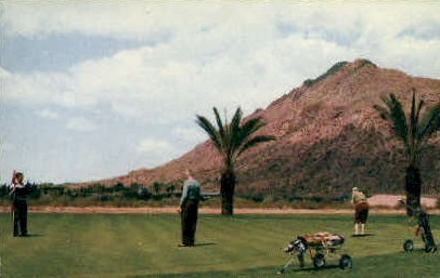 The Valley Club - Misc, New Mexico NM Postcard