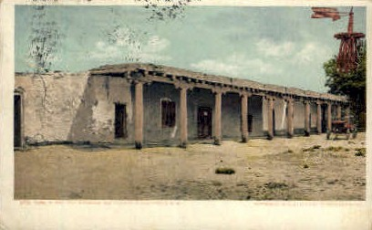 Home of Mrs. Phil Sheridan - Albuquerque, New Mexico NM Postcard