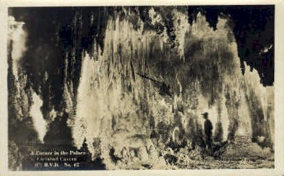 A Corner in the Palace - Carlsbad Caverns National Park, New Mexico NM Postcard
