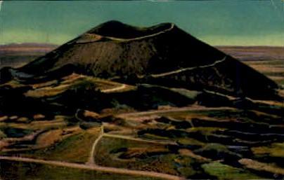 Mt. Capulin - Raton, New Mexico NM Postcard