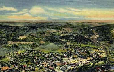 Raton, New Mexico, NM Postcard