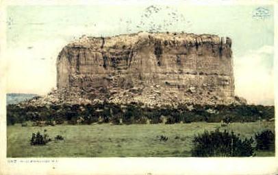 Mesa Encantada, New Mexico, NM Postcard