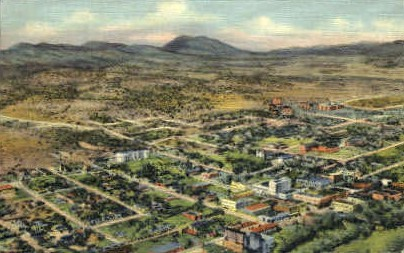 Silver City, New Mexico, NM Postcard