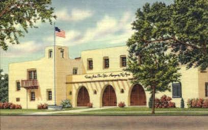 Federal Bldg. - Alamogordo, New Mexico NM Postcard