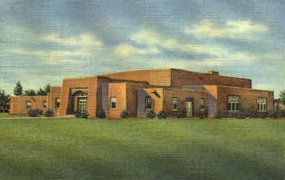 University of New Mexico - Albuquerque Postcard