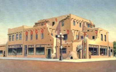 Wright's Trading Post - Albuquerque, New Mexico NM Postcard
