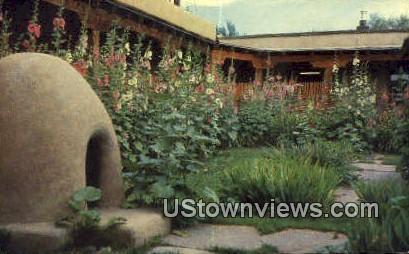 Kit Carson Museum - Taos, New Mexico NM Postcard