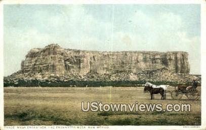 Mesa Encantada, New Mexico     ;     Mesa Encantada, NM Postcard