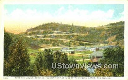 Tourist Camp - Raton, New Mexico NM Postcard