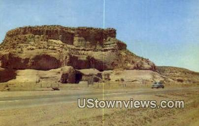 Painted Cliffs - Misc, New Mexico NM Postcard
