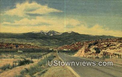 Mt Taylor - Grants, New Mexico NM Postcard