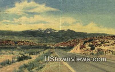 Mt. Taylor - Grants, New Mexico NM Postcard