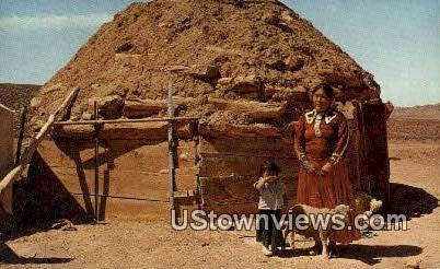 Land of the Navajo - Misc, New Mexico NM Postcard