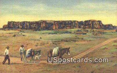 Sky City - Acoma, New Mexico NM Postcard