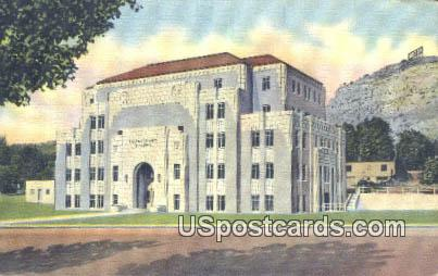 Colfax County Court House - Raton, New Mexico NM Postcard