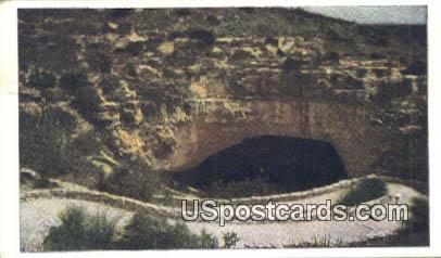 Carlsbad Caverns, New Mexico Postcard       ;       Carlsbad Caverns, NM