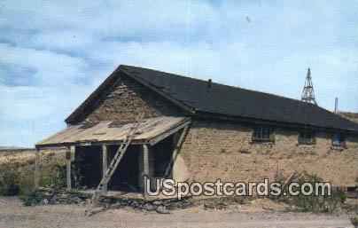 General Mercantile Store - Shakespeare, New Mexico NM Postcard
