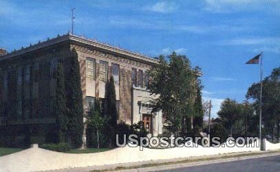 Hidalgo County Court House - Lordsburg, New Mexico NM Postcard