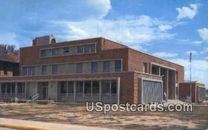 Otero County Court House - Alamogordo, New Mexico NM Postcard