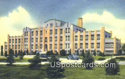 Indian Sanatorium - Albuquerque, New Mexico NM Postcard