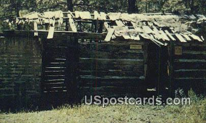 Grudgeons Cabin - Misc, New Mexico NM Postcard