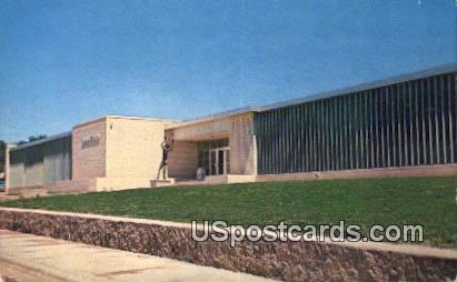 Administration Building, U of New Mexico - Silver City Postcard