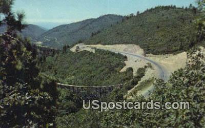 Sacramento Mountains - Alamogordo, New Mexico NM Postcard