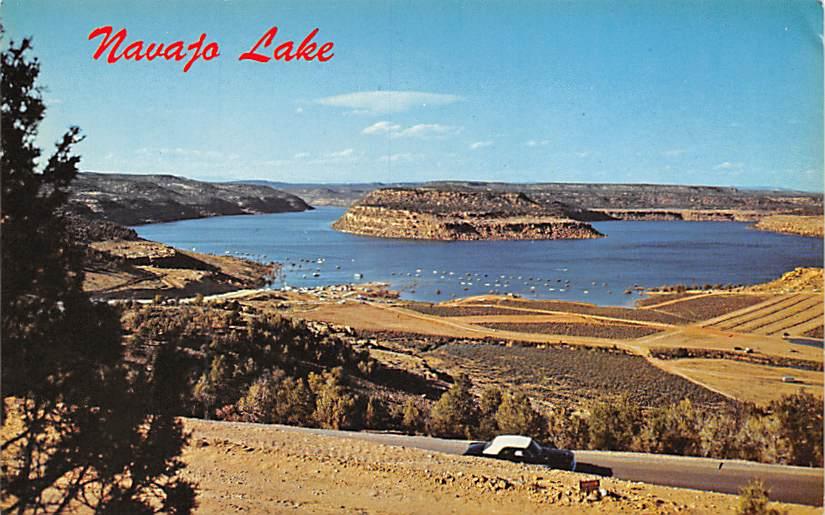 Navajo Dam NM