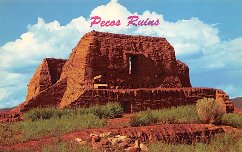 Peco Ruins NM