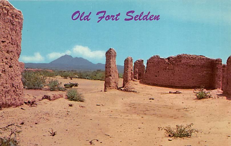 Old Fort Selden NM